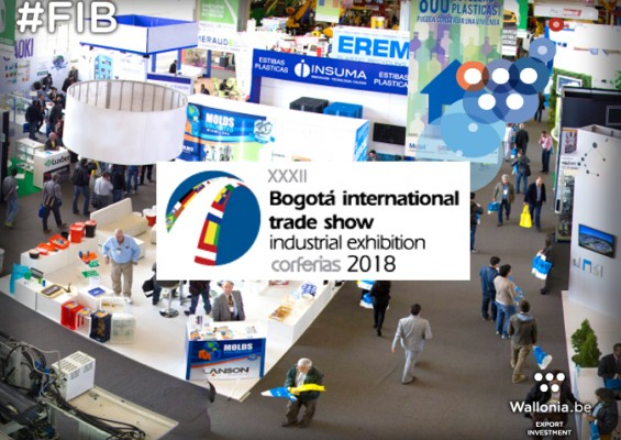Prospection Action in Colombia with AWEX – International Fair of Bogota